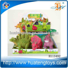 10-Zoll-Dinosaurier Spielzeug Kunststoff-Dinosaurier mit BB-Sound für Kind H113492
