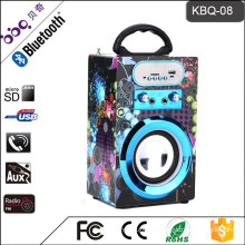 BBQ KBQ-08 10W 800mAh Bluetooth Active Karaoke Speaker