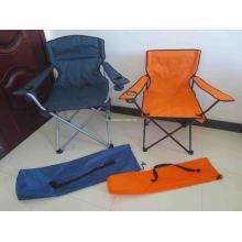Doble asiento silla de camping para barato, embroma la silla, fideicomiso de silla camping plegable