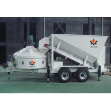 MB1200 wheel type mobile plant on sale