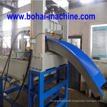 Bohai Screw-Jointed Arch Building Roll Forming Machine