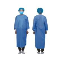 Bata quirúrgica médica desechable