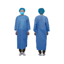 Sterile Disposable isolation gown surgical gown