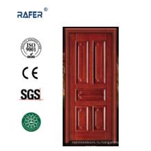 Деревянные двери номер (РА-N031)
