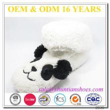 Bottes de pantalons de panda mignonnes unisexes populaires