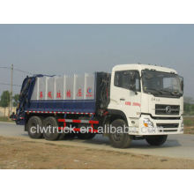 Dongfeng Tianlong 16-18m3 compactor garbage truck,new garbage truck