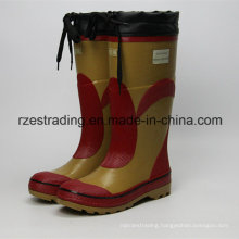 100% Rubber Mining Safety Boots with Steel Toe