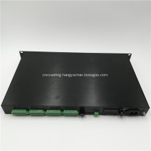 19 inch1U Rack-mounted power supply 12V 10channel output