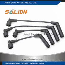 Ignição, cabo, faísca, plugue, fio, Chevrolet, faísca EPS1501691