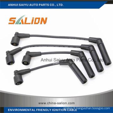 Câble d'allumage / fil d'allumage pour Chevrolet Spark EPS1501691