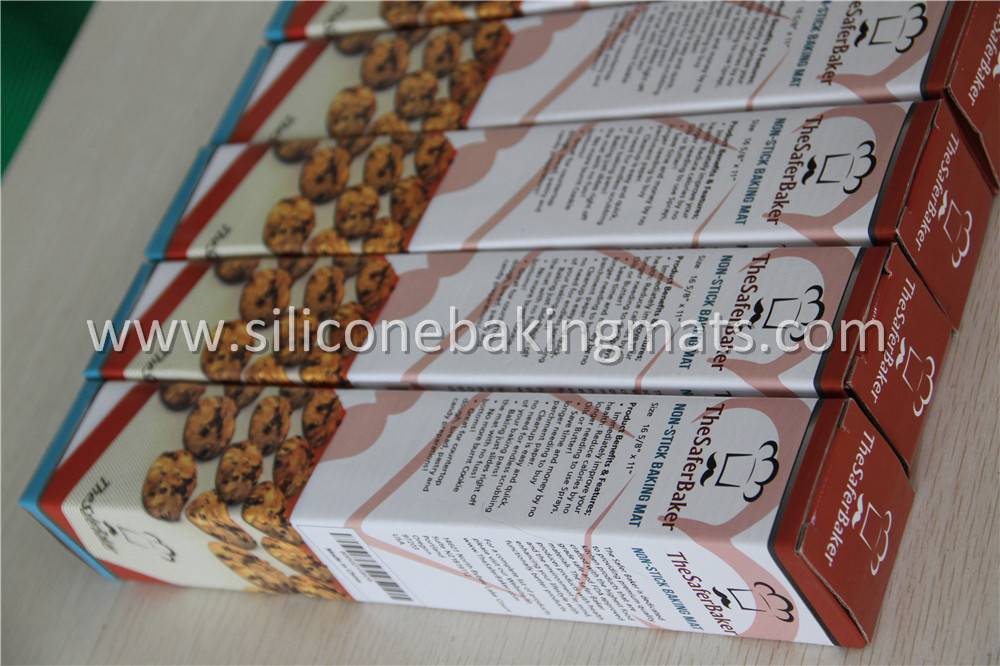 Silicone Microwave Baking Mat