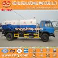 DONGFENG 4x2 aspirador de vácuo e caminhão de pressão 170HP cummins engine