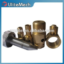 Servicio de CNC de suministro de acero inoxidable de torneado de fresado Fabricación de metales a medida