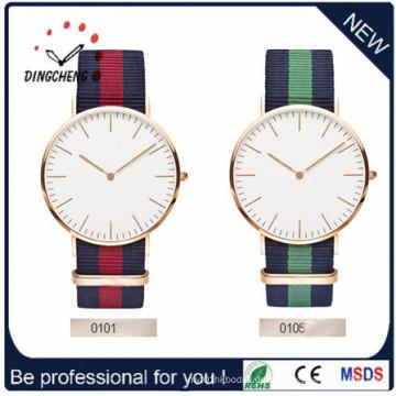 Nato Nylon Daniel Wellington Herren Damen Swiss Classic Armbanduhr (DC-502)