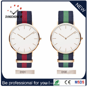 Nato Nylon Daniel Wellington Men Women Swiss Classic Wrist Watch (DC-502)