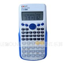 12 + 10 dígitos Calculadora científica de la energía dual de la función (LC758C)