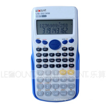 12+10 Digits 240 Function Dual Power Scientific Calculator (LC758C)