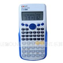 12 + 10 dígitos 240 Função Calculadora científica de energia dupla (LC758C)