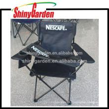 Silla cuádruple plegable, sillas de nombre de marca, silla de playa al aire libre