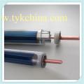 Coletor solar de tubulação de calor