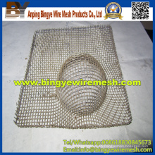 Wire Mesh Deep Processing of Special - Shaped Nets