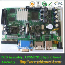 dip pcb assembly pcb board for hydro control products