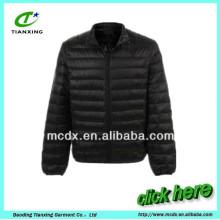 Eiderdown chaqueta invierno unsex caliente