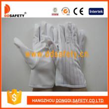 Anti-statique avec le gant de PU (DCH117)