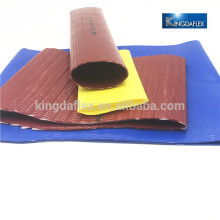 flexibler Schlauch des großen Durchmessers 300mm TPU Layflatschlauch-PVC legen flachen Schlauch