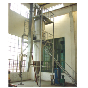 Pressure Spray Drying Granulator Machine