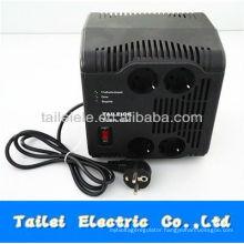 220v 1kw AC relay control voltage regulator of Euro socket