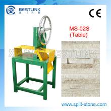 Hecho en la mesa de China Máquina de corte de roca de mosaico