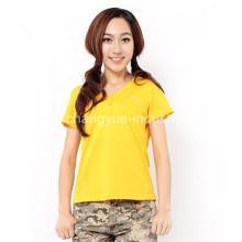 Активные новый дизайн моды спортивные футболки для женщин