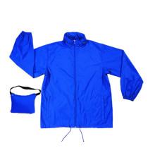 Großhandel leichte wasserdichte Windbreaker Jacke für Outdoor Sport