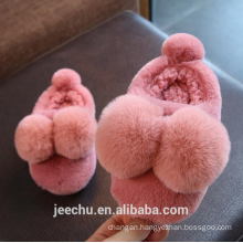 Lovely cartoon cotton slippers for winter