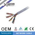 SIPU 100 pair cat5e utp lan cable per meter