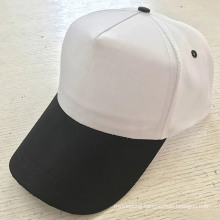 Promotion Election Blank 5 Panel Face Cap 100% Polyester Hat