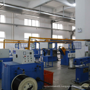 Wire Cables Extruder Machinery Manunfacturing System
