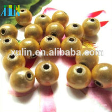 Wholesale 4mm to 30mm round gold miracle beads 500g