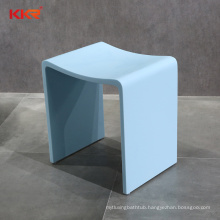 Non-slip Ska Blue Bath Chair Elderly Bathtub Shower Chair Bench Stool Seat