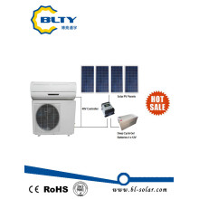New Design of Solar Air Conditioner