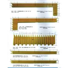 Rolltreppe Schritt Rahmen / Fußweg Rahmen / trod Latten