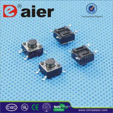 SMD-Mikro-Druckknopf; Schaltknopf 4 Pin