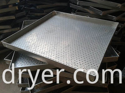 high quality stainless steel square tray
