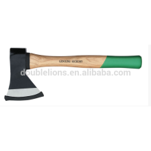 fire axe with wooden handle ash hickory handle