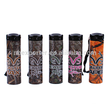 2015 New design Color Glow Torch 9 led highlight torch flashlight