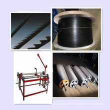 Flexible Wires Card Clothing Raising Fillet Wires with High Quality