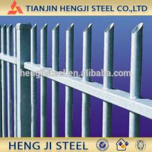 BS 1387 Tubo de acero galvanizado caliente para la cerca;