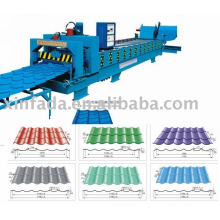 Glazed tile forming machine,machine tool,construction machine