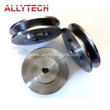 Machined and Grounp Refractory Metal Components